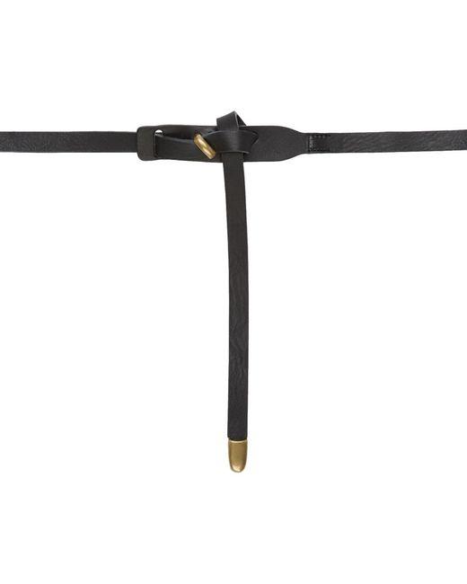 ROBERT GELLER | Чёрный Black The Raphael Belt