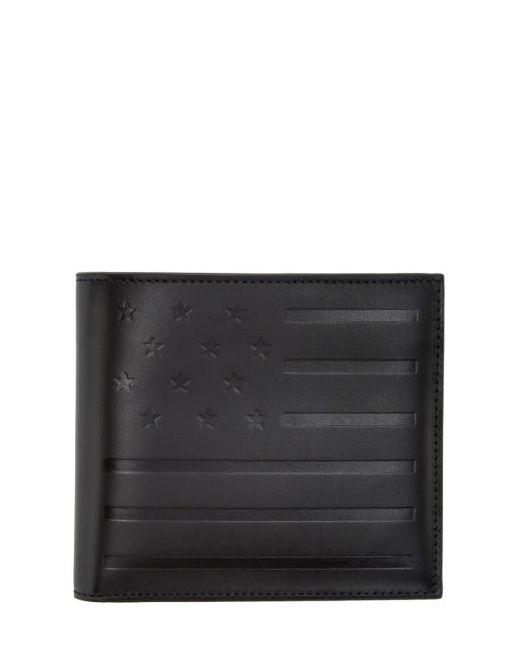 Givenchy | Чёрный Black American Flag Wallet