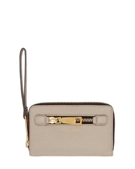 Marc Jacobs | 050 Pebble Taupe Gotham City Wallet