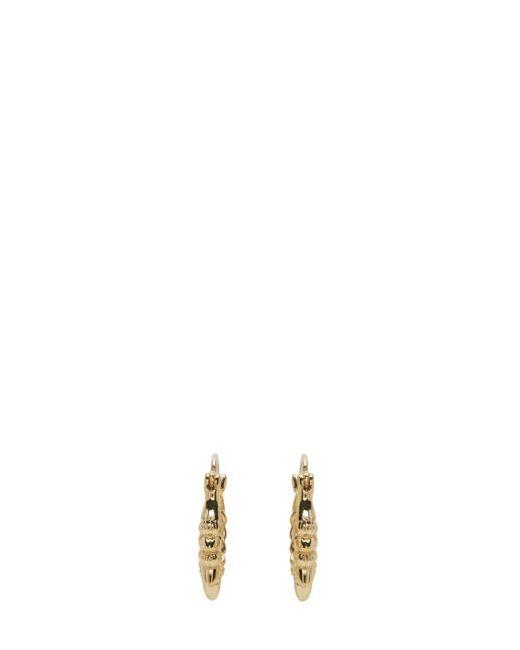 Pamela Love | Золотой Gold Tribal Spike Hoop Earrings