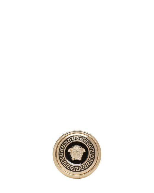 Versace | Золотой Gold Medusa Medallion Ring