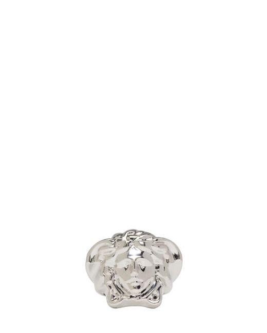 Versace | Серебристый Silver Medusa Ring