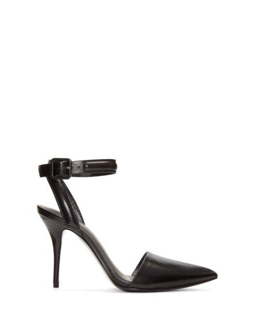 Alexander Wang   Чёрный Black Lovisa Heels