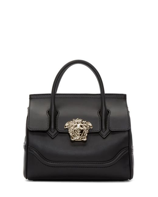 Versace | Золотой Black Medium Palazzo Bag