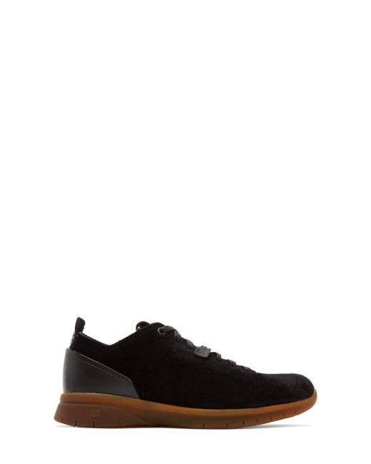 Feit | Чёрный Black Suede Biotrainer Sneakers