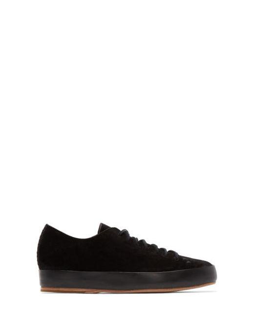 Feit | Чёрный Black Hand Sewn Sneakers