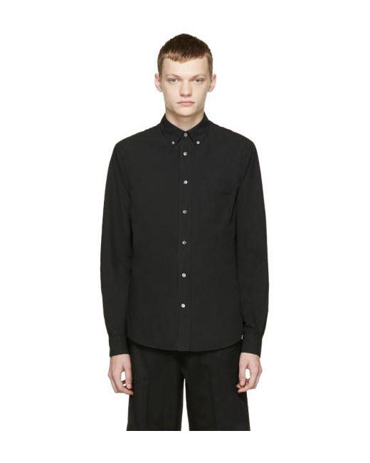 Acne   Чёрный Isherwood Pop Shirt