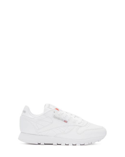 Reebok Classics | Белый Classic Low-Top Sneakers