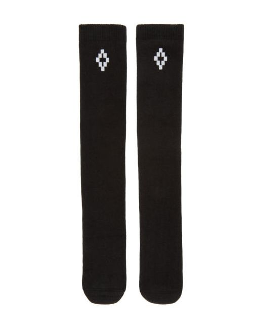 MARCELO BURLON COUNTY OF MILAN | Чёрный Black Lamborghini Socks