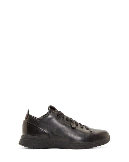 Feit | Чёрный Black Leather Biotrainer Sneakers