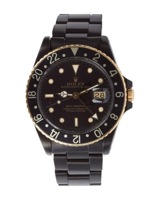 Black Limited Edition | Золотой Matte Black And Gold Limited Edition Rolex