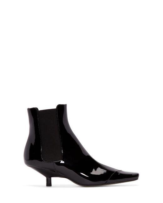 Loewe   Чёрный Black Patent Leather Chelsea Boots