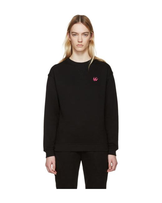 Mcq Alexander Mcqueen | Чёрный Black Embroidered Pullover
