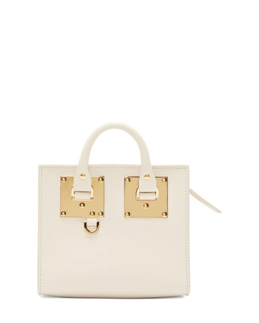 Sophie Hulme | Розовый Ssense Exclusive Pink Albion Box Tote