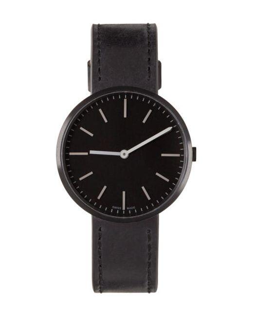 Uniform Wares | Чёрный M37 Watch