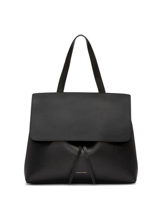 MANSUR GAVRIEL | Чёрный Black Leather Lady Bag