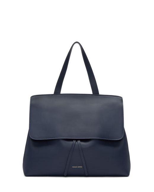 MANSUR GAVRIEL | Синий Navy Leather Lady Bag