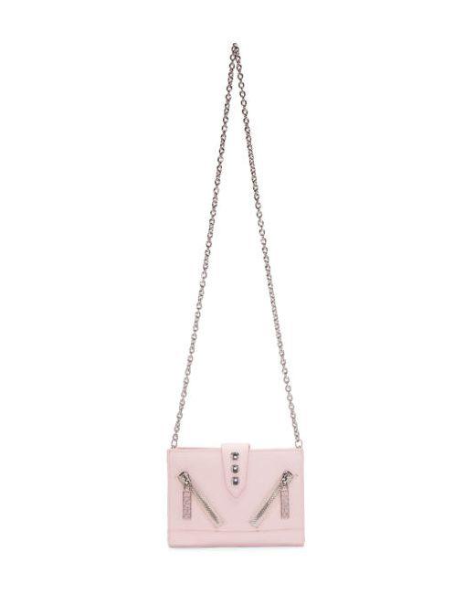 Kenzo | Розовый Pink Kalifornia Chain Bag