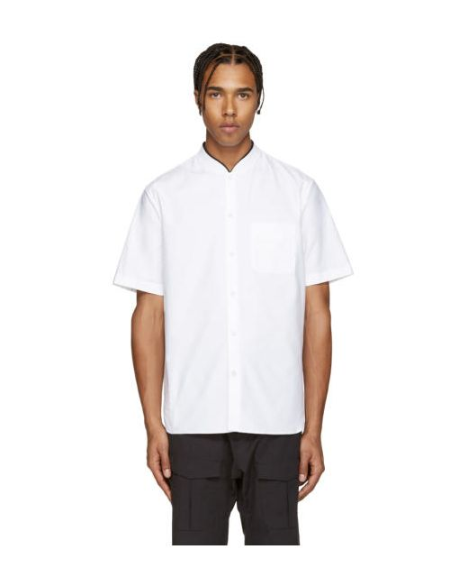 Rag & Bone   Белый Rag And Bone Richmond Shirt