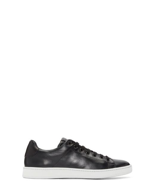 Marc Jacobs | Чёрный Black Clean Nappa Sneakers