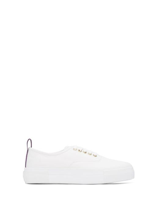 EYTYS   Белый Canvas Mother Sneakers