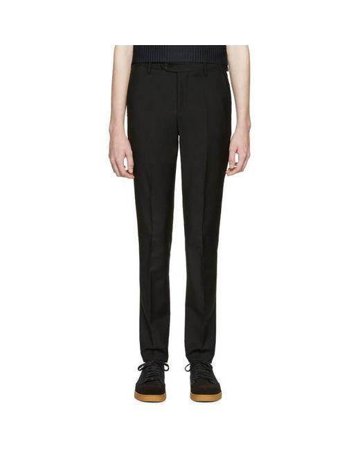 Acne   Чёрный Drifter Trousers