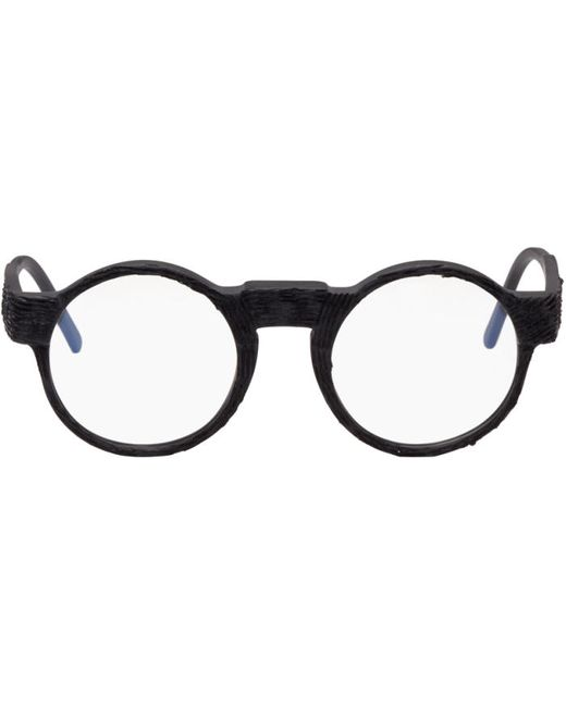 KUBORAUM   Water Black Maske K10 Glasses