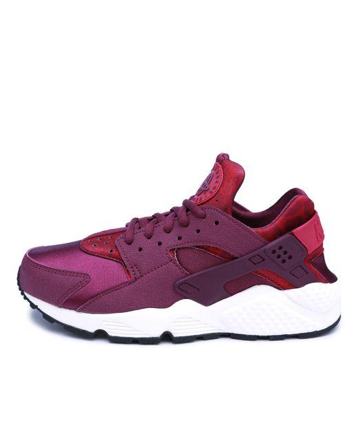 Nike   Женские Красные Кроссовки