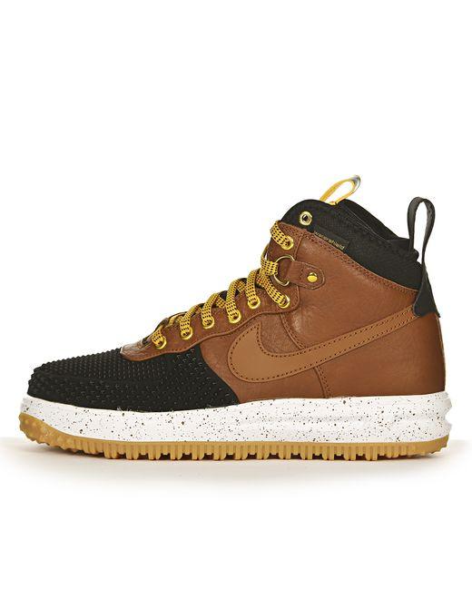 Nike | Мужские Коричневые Кроссовки