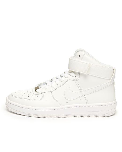 Nike   Женские Белые Кроссовки