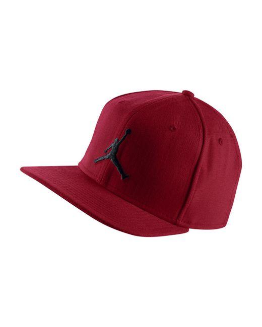 Jordan | Мужские Красные Головные Уборы