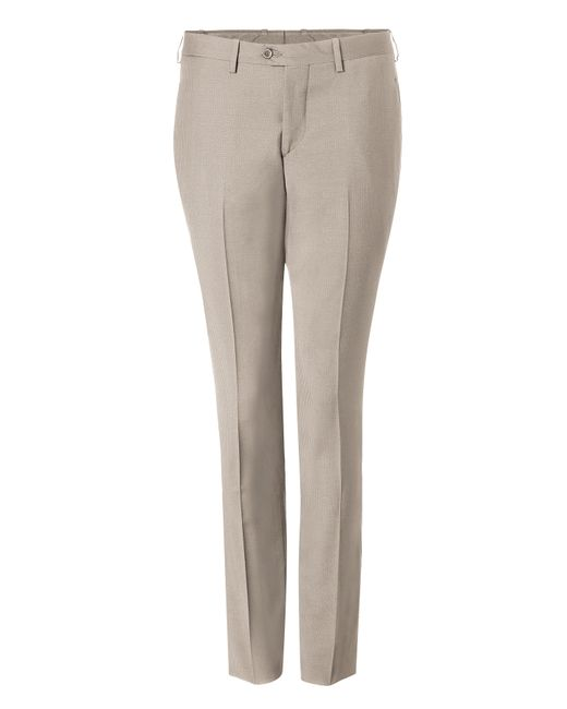 Neil Barrett | Мужское Warm Beige Cotton Stretch Slim Fit Suit