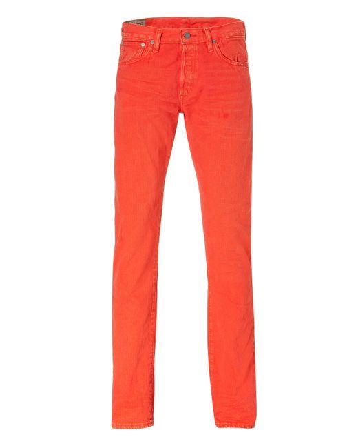 Polo Ralph Lauren | Мужское Slim Fit Jeans In Bittersweet Gr. 30
