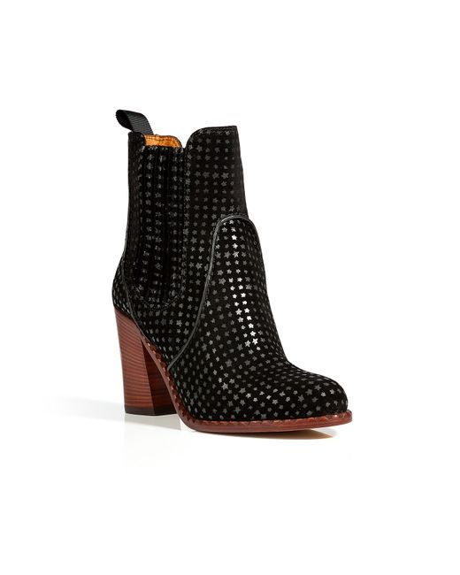 Marc by Marc Jacobs | Женское Suede Reluctant Star Boots In Black Gr.