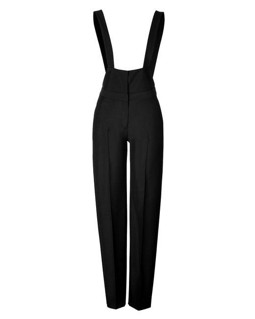 Maison Margiela | Женское Чёрный Mohair-Wool Overalls Gr. 40