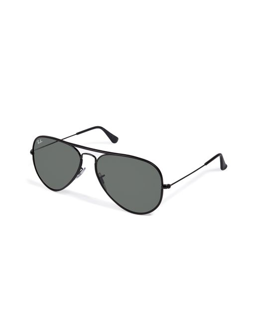 Ray-Ban | Мужское Чёрный Metal Aviator Sunglasses Gr. One Size