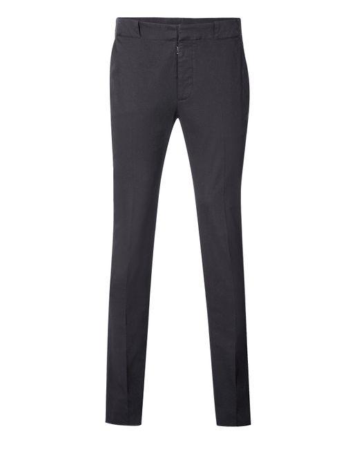 Maison Margiela | Мужское Чёрный Stretch Cotton Pants Gr. Eu 52