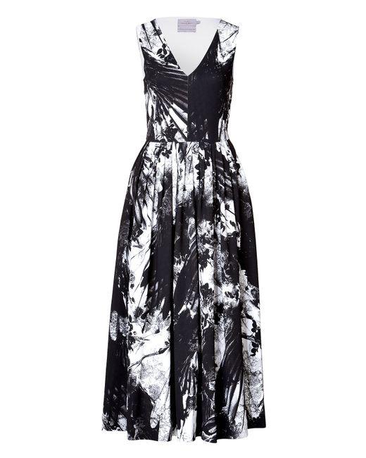 Preen By Thornton Bregazzi | Женское Чёрный Vertigo Dress Gr. S