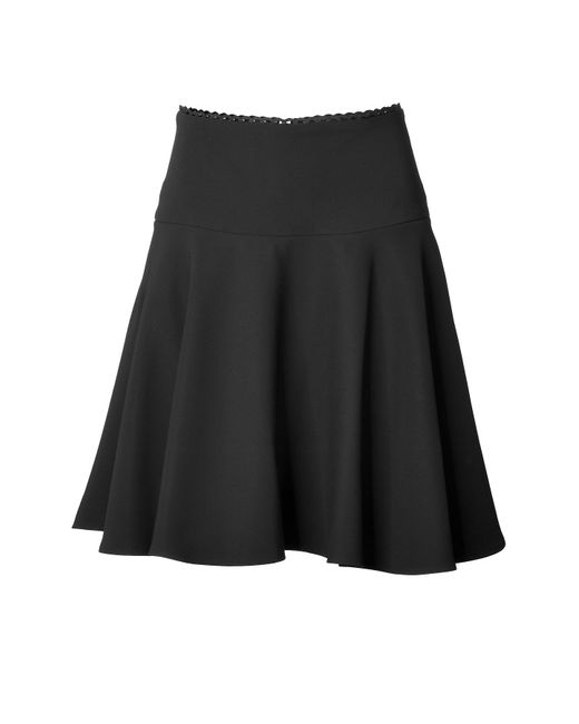 Preen By Thornton Bregazzi | Женское Чёрный Hedren Swing Skirt Gr. M