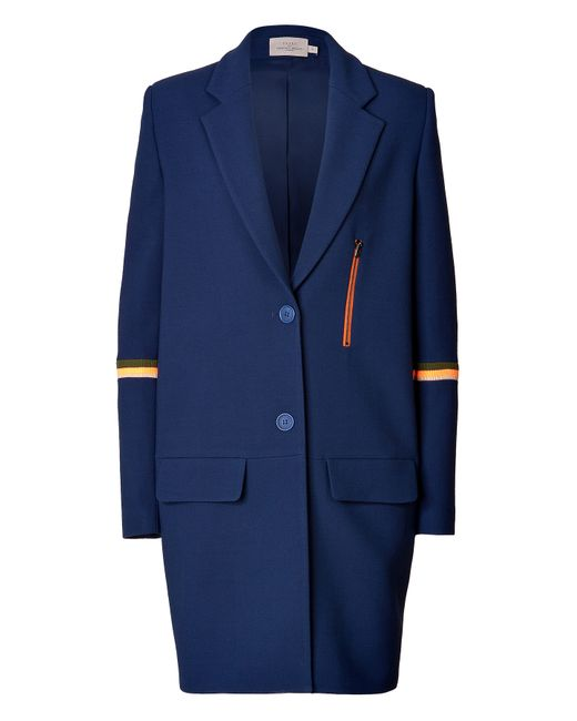 Preen By Thornton Bregazzi | Wool Tippi Coat Gr. S