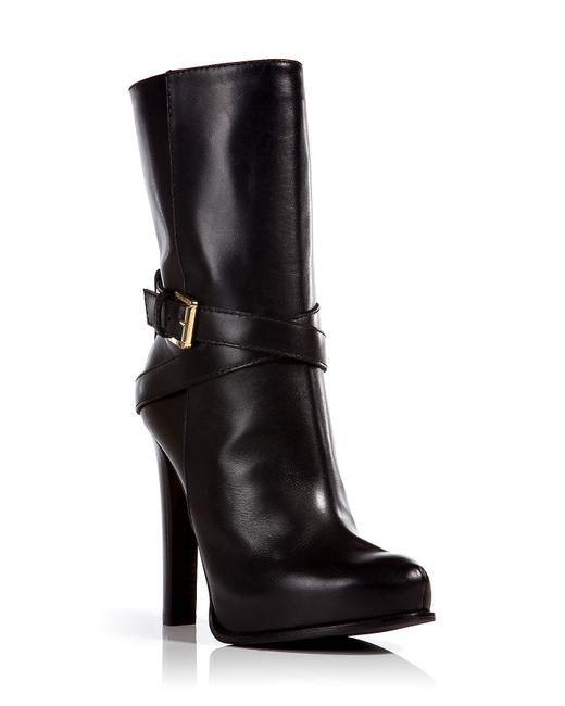 Dsquared2 | Женское Чёрный Leather Ankle Boots Gr. 36