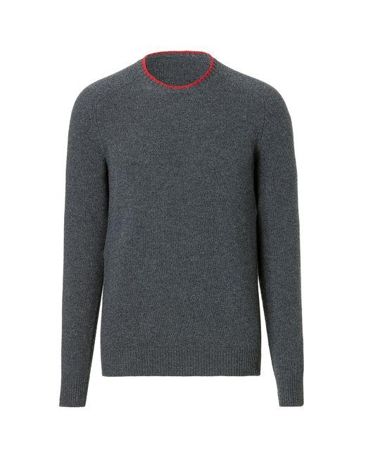 Jil Sander   Мужское Зелёный Wool-Cashmere Pullover Gr. 48