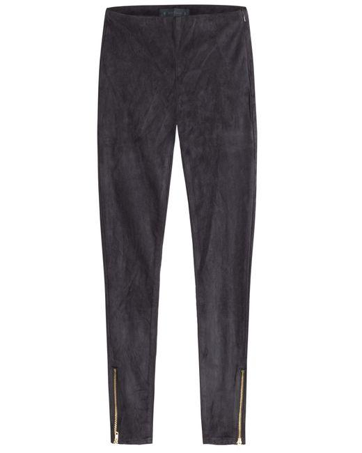 Juicy Couture | Чёрный Faux Suede Leggings Gr. 25