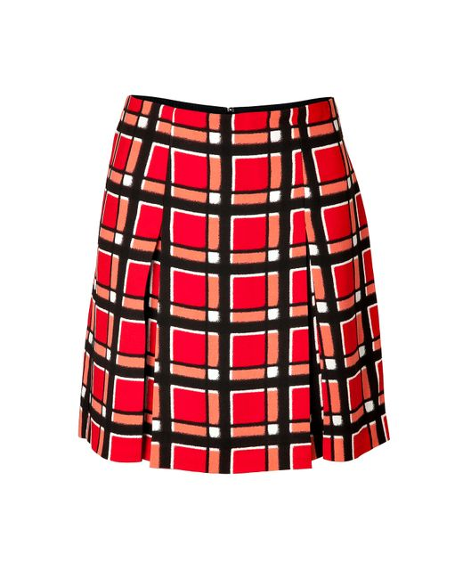 Marc by Marc Jacobs | Женское Многоцветный Plaid Skirt Gr. 40