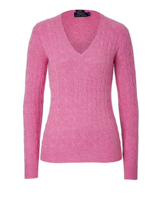Polo Ralph Lauren | Женское Rosa Cashmere Cable Knit Pullover Gr. S
