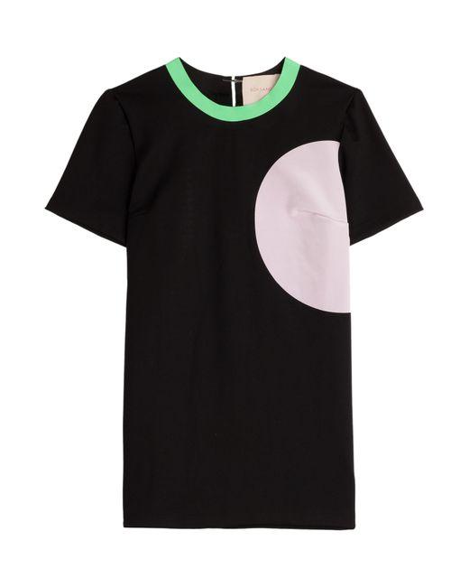 ROKSANDA | Женское Чёрный Leyton T-Shirt Gr. 36