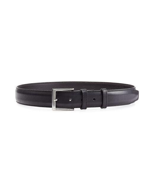 Baldessarini | Чёрный Leather Belt Gr. 95