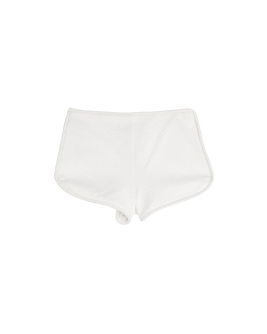 3.1 Phillip Lim | Женское Белый Quilted Cotton Shorts Gr. Us 6