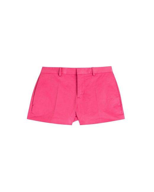 Dsquared2 | Женское Розовый Tailored Cotton Shorts Gr. 36