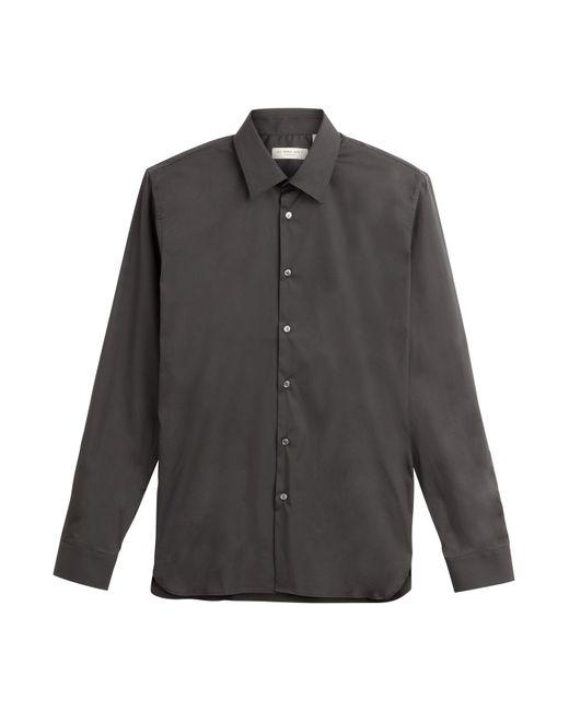 Burberry London | Мужское Чёрный Cotton Shirt Gr. 41